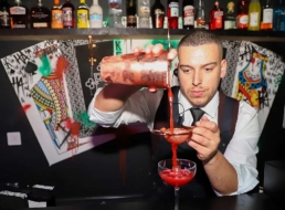 Cocktails at Keystones