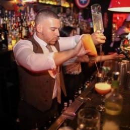 keystones cocktail bar worcester