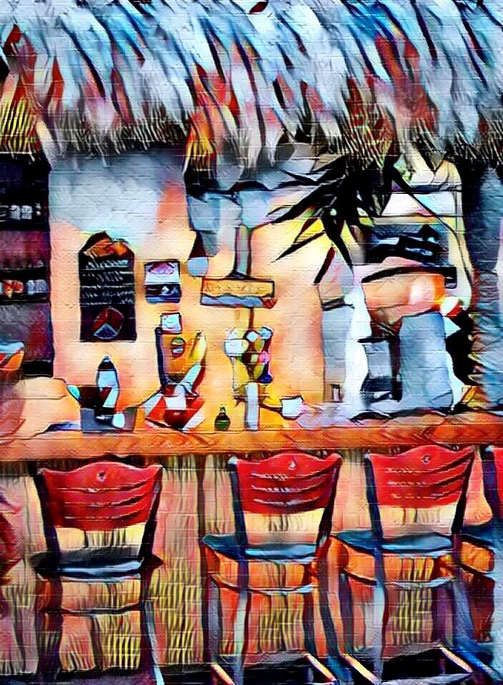Tiki Bar Worcester