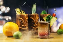 tiki cocktails in worcester